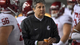 Mike Leach Riffed For 2-Minutes About The Best College Football Mascot Like Only Mike Leach Can