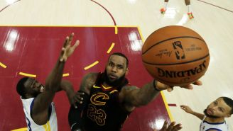 LeBron James' Tribute Video From The Cavs Was The Best Thing The Team's Done All Year