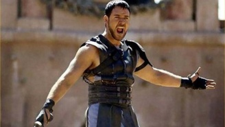 They're Making A 'Gladiator' Sequel With Original Director Ridley Scott – Who's Ready To Be Entertained?!?!