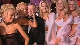 Hugh Hefner Filled A Casket With His Secret Sex Tapes And Dumped Them Into The Sea