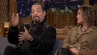 Ice-T Discusses Getting Called Out For Never Eating A Bagel Before And Explains Himself