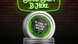 If You're Not Using CBD To Keep Your Beard Fresh You Might As Well Just Shave It Off