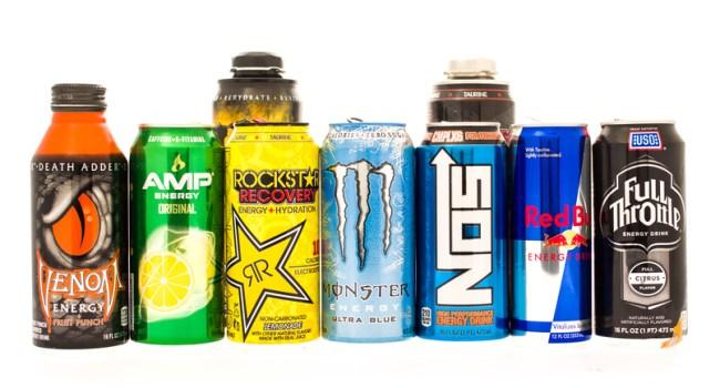 Energy Drinks Linked To PTSD