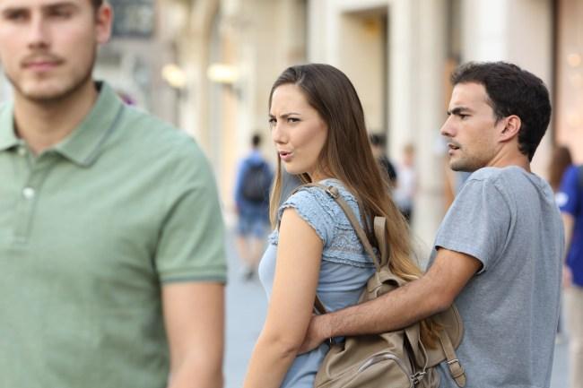 Women Cheating