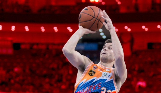 Jimmer Fredette Scores 75 Points Chinese League Video