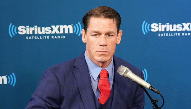 John Cena Next Captain America Reactions
