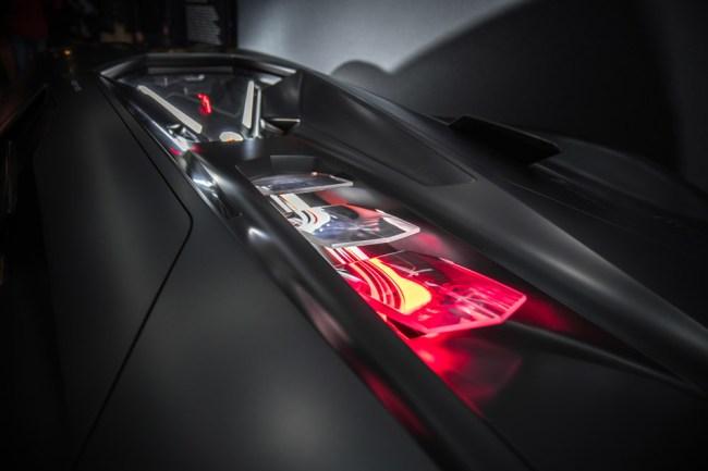 Lamborghini LB48H Unico Terzo Millennio Hybrid Supercar