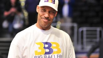 LaVar Ball Is Talking Sh*t About The Lakers Again And Proving He's As Delusional As Ever