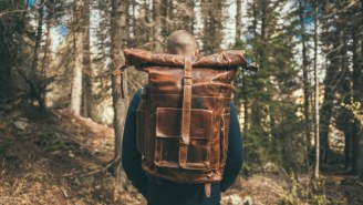 Kodiak Leather Just Created A Beautiful Kobuk Leather Backpack For Everyday Carry Adventures