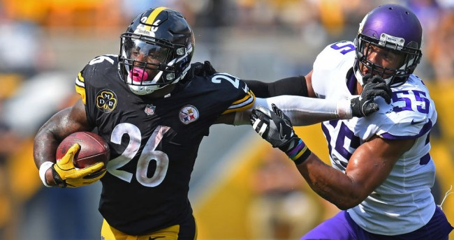 LeVeon Bell Tweet Athletes Sit Out