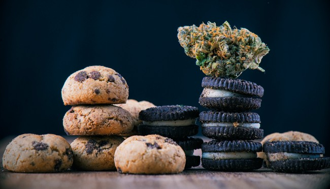 why does weed make you hungry