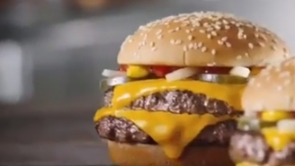 $5 Million Lawsuit By Floridians Who Sued McDonald's For Discount On Quarter Pounders Without Cheese Tossed