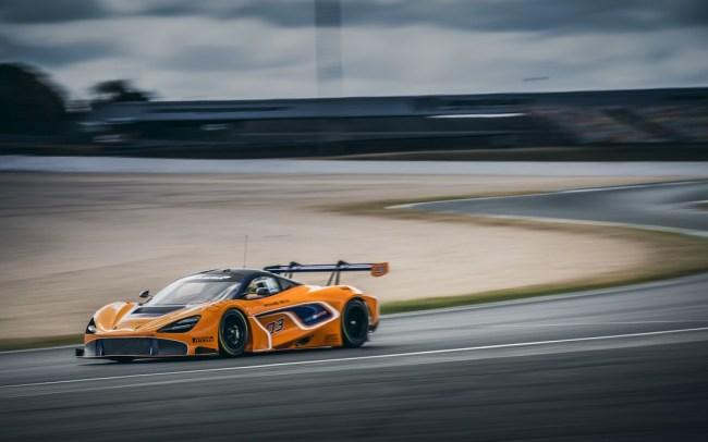 McLaren 720S GT3 Track Only Hypercar