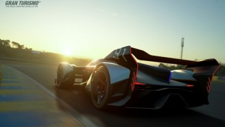 McLaren Is Building An Insane Hypercar That's Literally Straight Out Of A Video Game