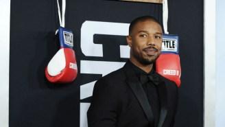 'Creed II' Star Michael B. Jordan Says He Wants To Box Roy Jones Jr., Jones Says He's Down