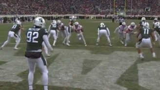 The Internet Reacts To Michigan State Making Controversial Decision To Take An Intentionally Safety While Down One Point To Ohio State