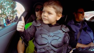 Miles Scott, AKA Bat Kid, Being 100% Cancer-Free Is The Best News Of The Damn Day