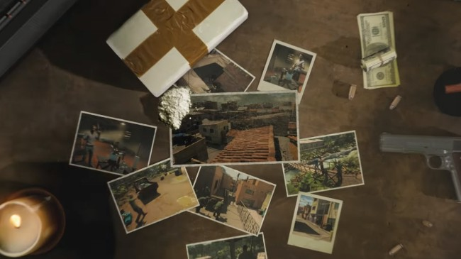 Narcos Rise of the Cartels Video Game Trailer