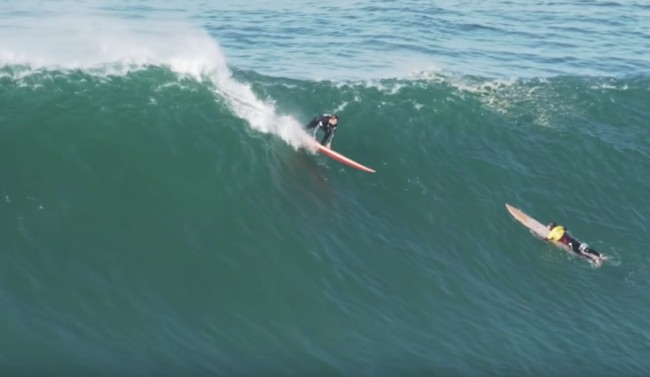 Nazare 2018 wipeout compilation big wave surfing