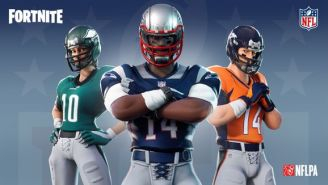 'Fortnite' Offers NFL Jersey Skins And Football Celebration Emotes – Here's How To Get Them