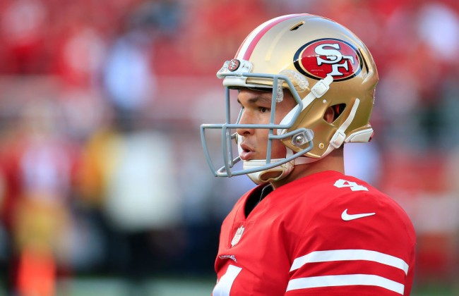 nick mullens verified on twitter