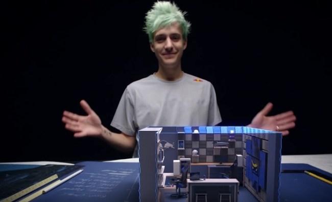 Ninja Tyler Blevins gaming dojo fortnite