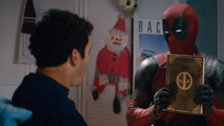 WATCH: 'Once Upon A Deadpool' Is The Heartwarming Holiday Movie That Kidnapped Fred Savage To Fight Cancer