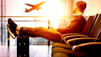 Flying Over The Holidays? (Or Ever?) Here Are The Places You're Most Likely To Catch A Virus In An Airport
