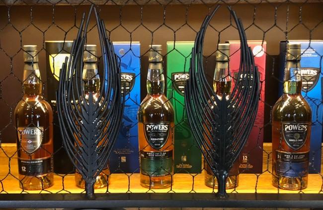 powers irish whiskey distillery