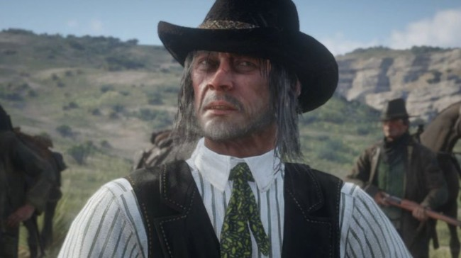 Red Dead Redemption Real Colm ODriscoll