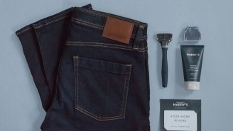 DEAL ALERT: Get A Free Harry's Shave Kit When You Buy A Pair Of Revtown Jeans Between Now And Cyber Monday