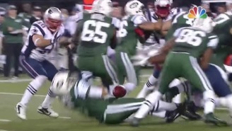 Rex Ryan And Others Relive The Infamous Mark Sanchez 'Butt Fumble'