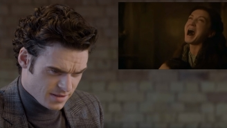 Richard Madden AKA Robb Stark Re-Watches 'Game Of Thrones' And Breaks Down Excruciating 'The Red Wedding' Scene