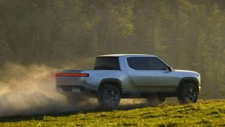 The Rivian R1T Is An Electric Pickup Truck Quicker Than A Camaro But It's Not Made By Elon Musk's Tesla