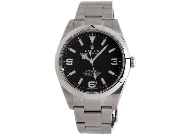 Rolex-Explorer-214270-Black-front