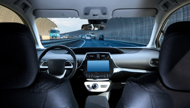 Scientists Study Sex Self-Driving Cars