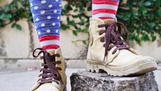 This Monthly Sock Subscription Service Has Designs So Dope, You'll Burn The Ones You've Been Wearing Since Middle School
