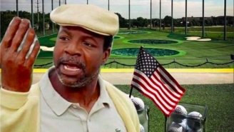 Chubbs Peterson Wants You To Know All The Reasons He's Sad He Can't Experience Topgolf (Because He's Dead, RIP)
