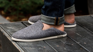 Live Your Best Life This Winter With These Comfy Indoor/Outdoor Slippers From SeaVees