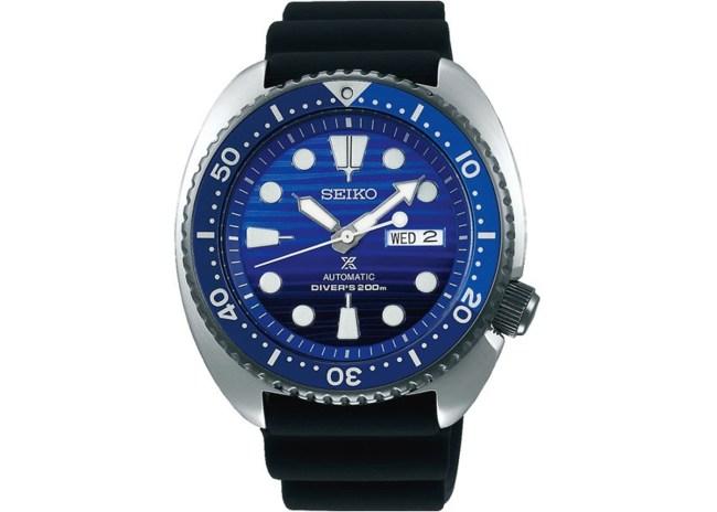 Seiko-Prospex-SRPC91-Blue-front