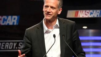 NASCAR President Explains Sport's Reliance On Sponsorship, Championship Race Sunday