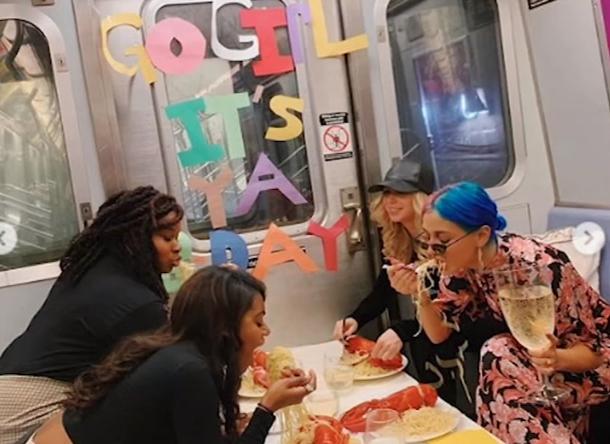 subway_birthday_party