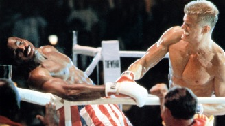 Here's Why Sylvester Stallone's Desire To Have Apollo Creed's Ghost Appear In 'Creed II' Was Rejected