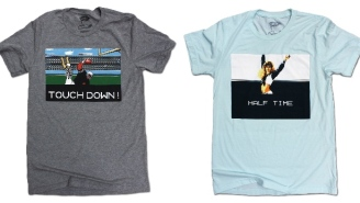 My Loved Ones Better Gift Me These Tecmo Bowl T-Shirts This Christmas. Or Else.