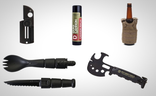 things we want everyday carry items