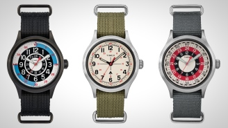 These Stylish Custom Todd Snyder x Timex Watches Are 30% OFF And An Absolute Steal