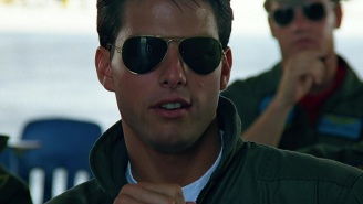 Tom Cruise Is Going To Fly His Own Plane In 'Top Gun 2' Because His Need For Speed Knows No Bounds