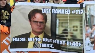 Best College GameDay Signs Week 12 Cincinnati Vs UCF