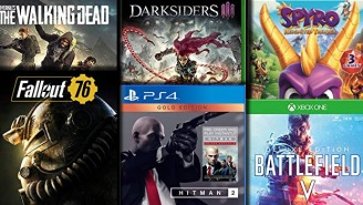 'Hitman 2, Fallout 76, Battlefield V' Among The Highlights Of November's New Video Game Releases