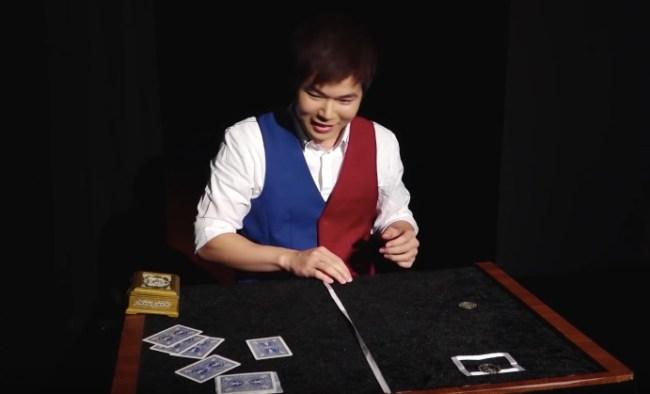world magic championships winning trick eric chien